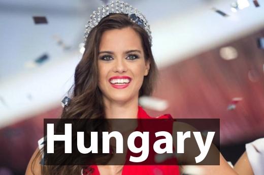 Hoa hậu Thế giới Hungary 2016 -GelencserTimea