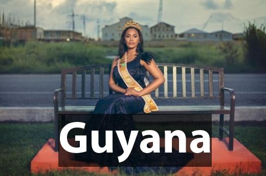 Tân Hoa hậu Guyana 2016 -Nuriyyih Gerrard