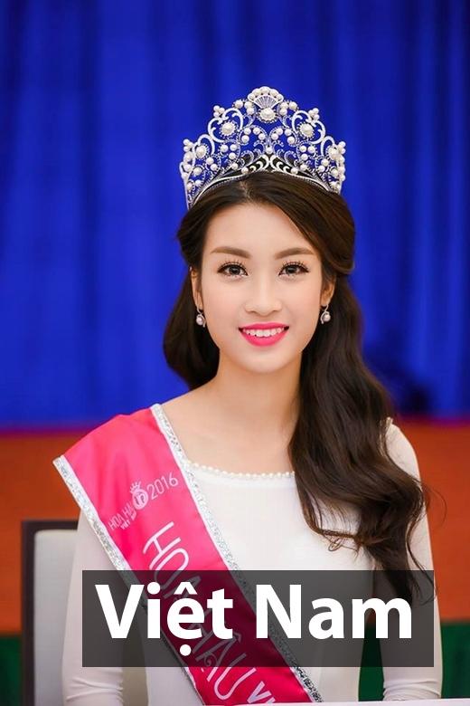 Tân Hoa hậu Việt Nam 2016 - Đỗ Mỹ Linh