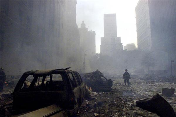 Nhìn lại những hình ảnh nhói lòng nhất trong cuộc tấn công 11/9