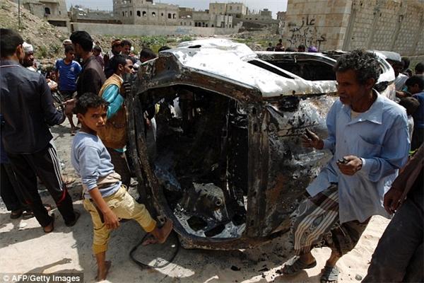 Chiến sự kéo dài khiến cho đất nước Yemen rơi vào khủng hoảng.