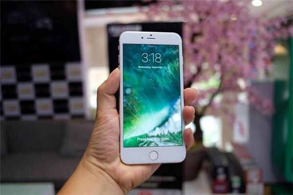 """Mẫu iPhone 7 hàng """"nhái"""". (Ảnh: internet)"""