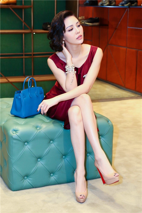 Dù có nhiều lời mời tham gia các dự án điện ảnh nhưng các vai đều mang hình tượng gợi cảm nên Trà Giang từ chối bởi khác với định hướng hiện tại của cô.