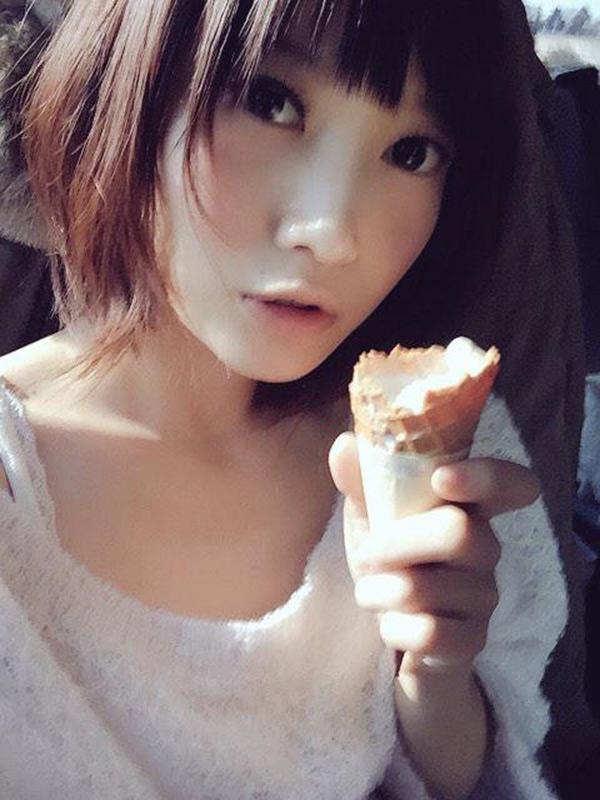 Yuka mang vẻ ngoài trong sáng, thánh thiện, có thể thu hút ánh mắt của bất kì chàng trai nào.