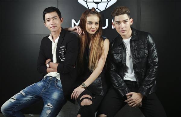 Võ Cảnh, Mlee, Minh Trung