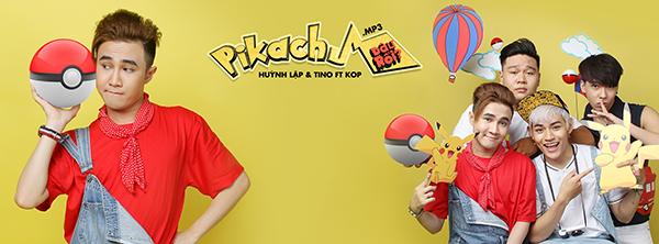 Huỳnh Lậpkết hợp cùngnhóm nhạc nam trẻ gồm hai thành viên mang tênTino Ft Kop vàngười anh em Yuno để cho ra mắt ca khúc nhạc phim Pikachu Đâu Rồi.