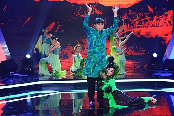 Trong đó, Chí Tài - Thúy Nga sẽ là bộ đôi giám khảo xuyên suốt chương trình.