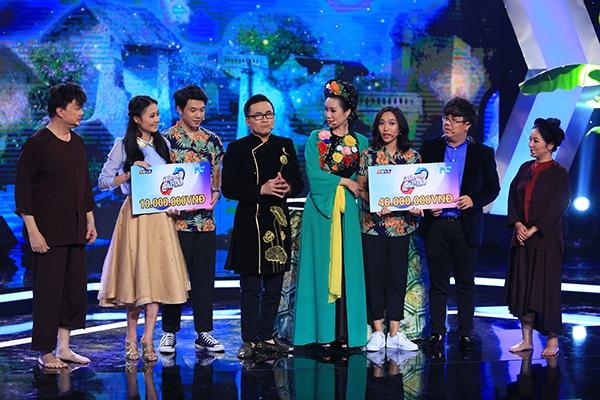 Hoán Đổi Cặp Đôi là gameshow hài thuần Việt hoàn toàn mới mà trong đó người chơi làcác cặp vợ chồng/ tình nhân nghệ sĩ, bị hoán đổi cho nhau để thực hiện các thử thách trái khoáy của chương trình.