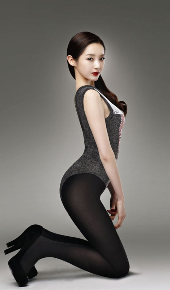 Cô cũng góp mặt vào danh sách mĩ nhân Hàn Quốc có vòng eo gợi cảm nhất.