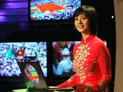 McTùng Chi đã tạo nên dấu ấn cá nhân trong chương trình.