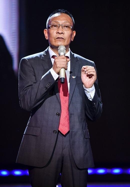 MC Lại Văn Sâm làngườiđã đặt nền móng cho rất nhiềugameshow nổi tiếng của VTV.