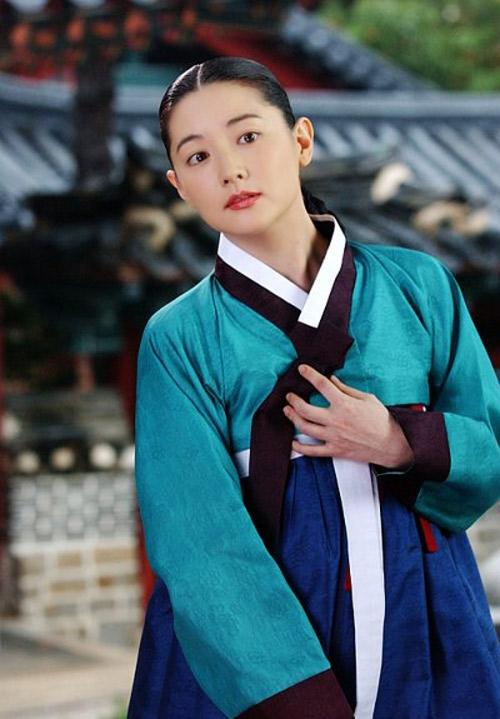Những nữ thần sở hữu nhan sắc vạn người mê trong phim cổ trang Hàn