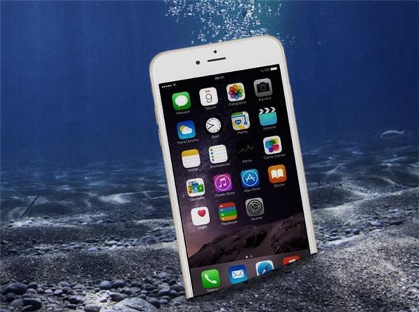 Tính năng chống nước trên iPhone 7/ 7 Plus. (Ảnh: internet)