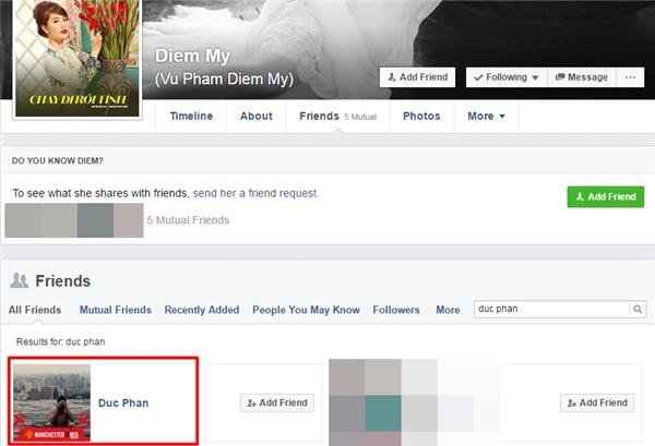 """Việc Diễm My và bạn trai cũ cùngcheck-in tại một địa điểm trong cùng một khoảng thời gian, """"thêm bạn"""" nhau trở lại trên mạng xã hội khiến nhiều người nghi ngờ cặp đôi đã bí mật tái hợp. Ảnh: Facebook Diễm My. - Tin sao Viet - Tin tuc sao Viet - Scandal sao Viet - Tin tuc cua Sao - Tin cua Sao"""