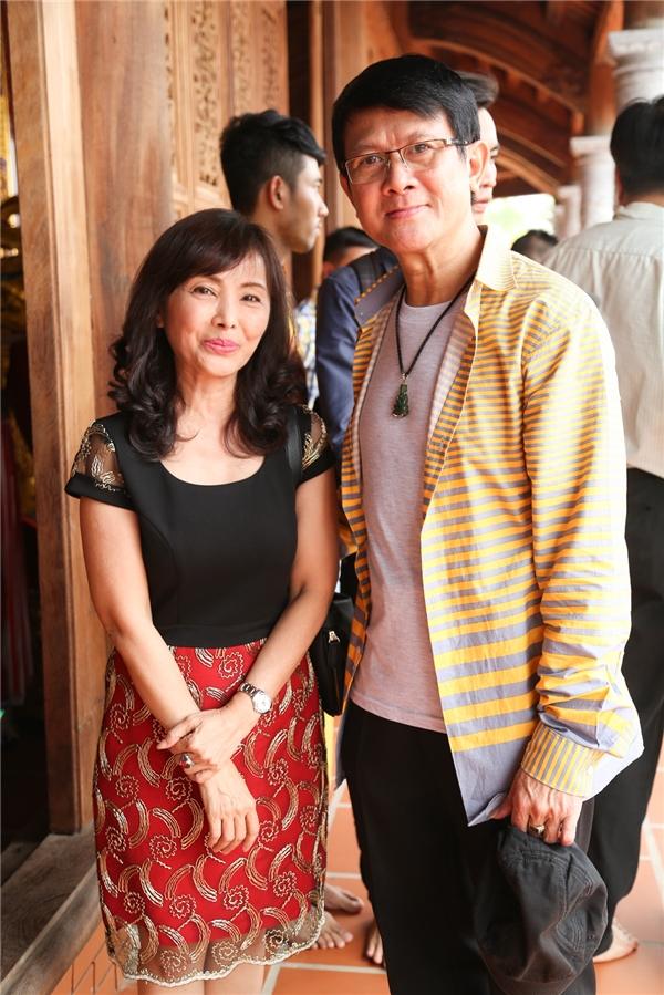 Nghệ sĩ hài Bảo Trí cùng vợ - Tin sao Viet - Tin tuc sao Viet - Scandal sao Viet - Tin tuc cua Sao - Tin cua Sao