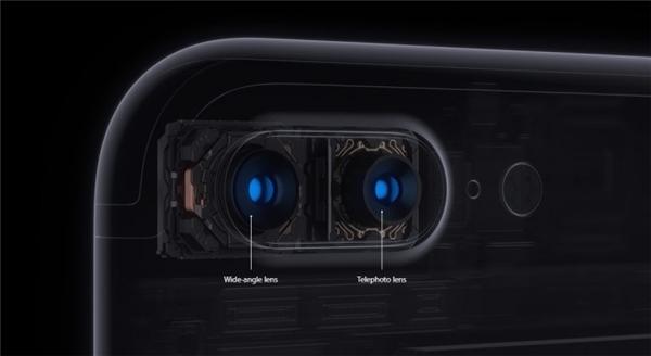 Camera kép sẽ giúp iPhone 7 Plus chụp ảnh mờhậu cảnh tốt hơn. (Ảnh: internet)