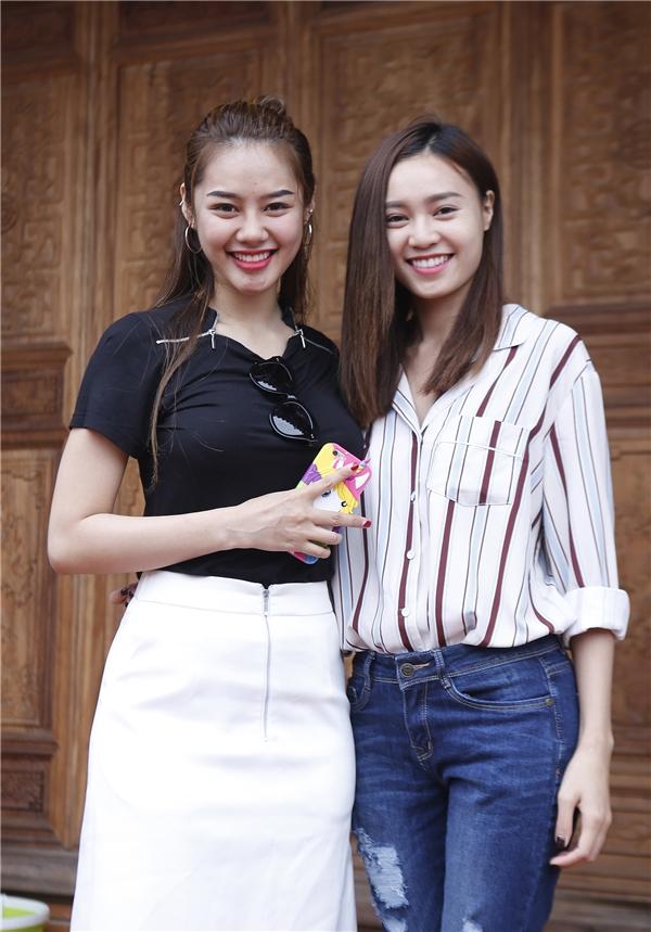 Người mẫu Linh Chi và Ninh Dương Lan Ngọc - Tin sao Viet - Tin tuc sao Viet - Scandal sao Viet - Tin tuc cua Sao - Tin cua Sao