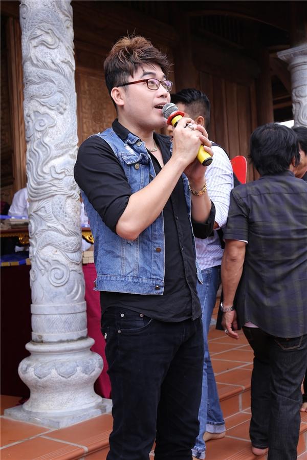 Ca sĩ Khánh Bình - Tin sao Viet - Tin tuc sao Viet - Scandal sao Viet - Tin tuc cua Sao - Tin cua Sao