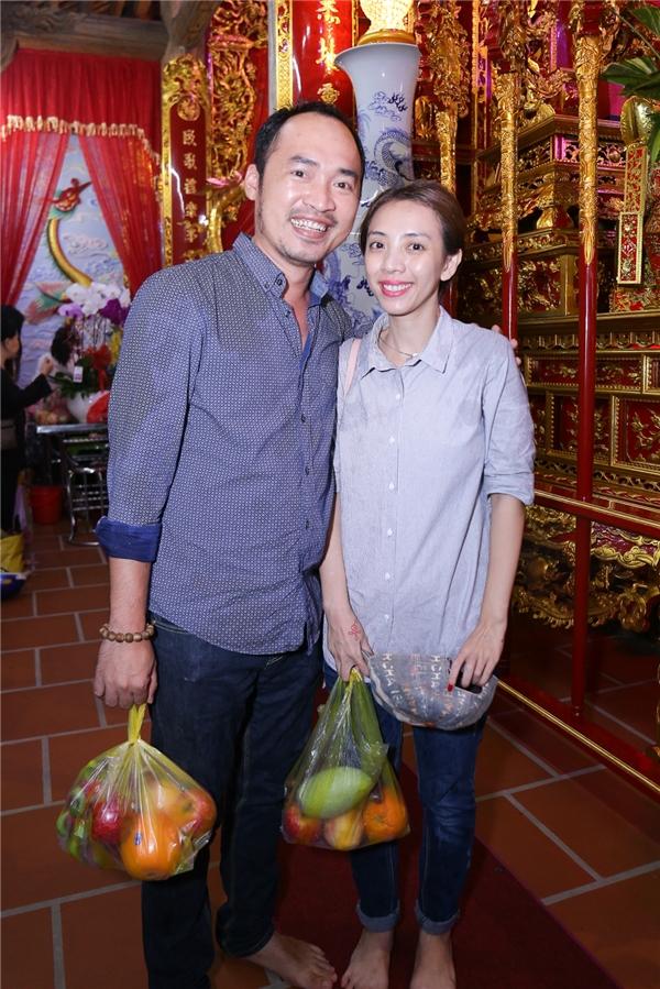 Vợ chồng Thu Trang - Tiến Luật - Tin sao Viet - Tin tuc sao Viet - Scandal sao Viet - Tin tuc cua Sao - Tin cua Sao