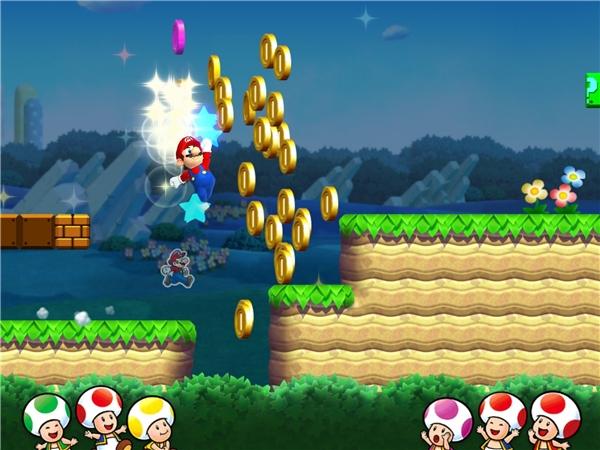 Game ăn nấm Super Mario huyền thoại sắp có trên iOS và Android