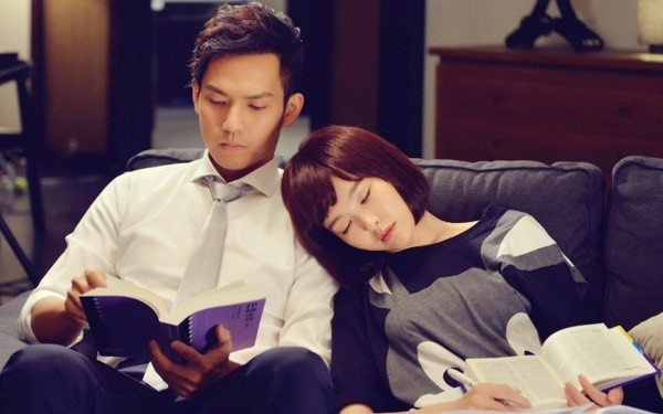 Chínhnữ diễn viên Đường Yên (vai Triệu Mặc Sênh) cũng phải thừa nhận rằng Chung Hán Lương và Dĩ Thâm như biến thành một.