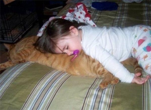 Bình thường chị đã làm gối cho mày ngủ nhiều rồi, hôm nay đổi vai một chút xíu thôi nhé.