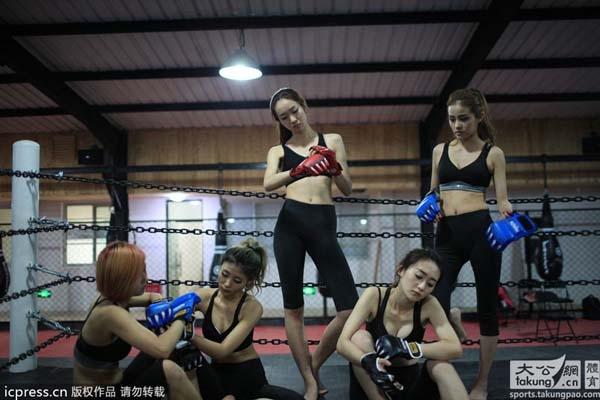 Nhiều cô gái rũ bỏ sự nữ tính của mình để bước vào con đường đào tạo nữ vệ sĩ chuyên nghiệp đầy gian truân.
