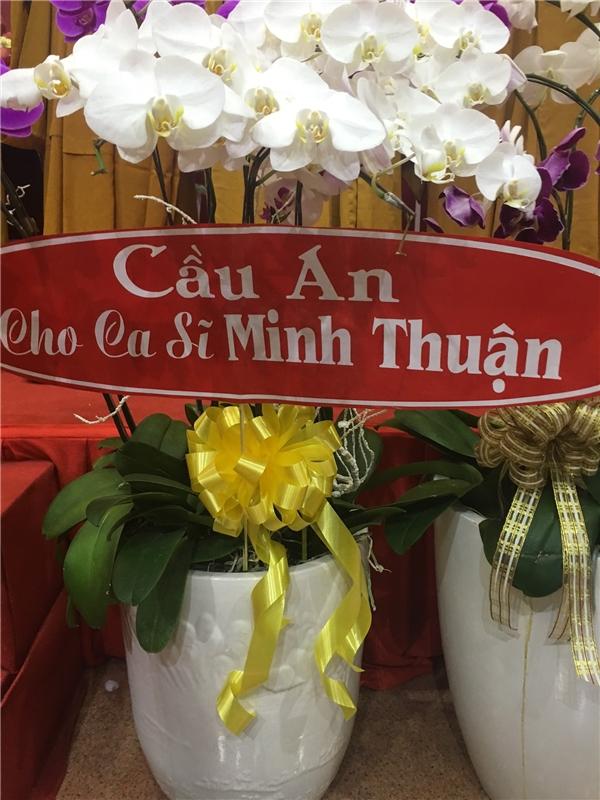 Ấm áp tấm lòng của nhiều nghệ sĩ và khán giả dành cho ca sĩ Minh Thuận - Tin sao Viet - Tin tuc sao Viet - Scandal sao Viet - Tin tuc cua Sao - Tin cua Sao
