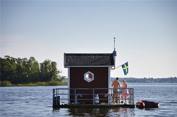 Tương tự như Manta Resort kể trên, nhiều người dễ nhầm Utter Inn thành một căn phòng đơn giản…(Ảnh: Internet)