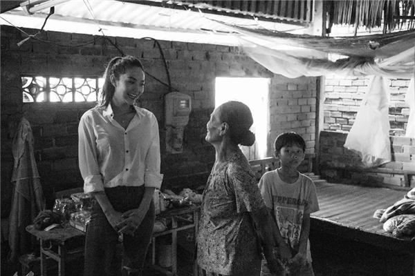 Không chỉ xinh đẹp, tài năng, Minh Hằng còn được yêu mến vì điều này - Tin sao Viet - Tin tuc sao Viet - Scandal sao Viet - Tin tuc cua Sao - Tin cua Sao
