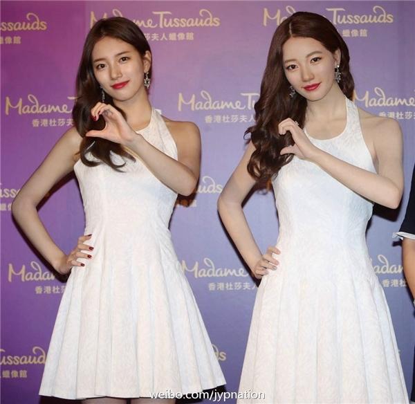 """Suzy phấn khích tìm được """"chị em sinh đôi"""" bị thất lạc tại Hồng Kông"""