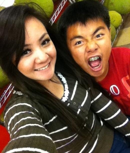 Rich Anh Tuấn luôn ủng hộ chị gáiXuân Mai.