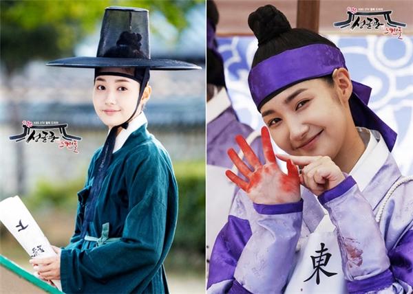 Nhắc tới các vai diễn giả trai trong phim cổ trang Hàn thì không thể không nói đến Kim Yoon Hee của Park Min Young trong Sungkyunkwan Scandal.