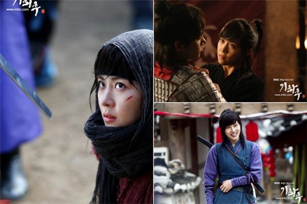 Còn đây chính là Ki Seung Nyang của Hoàng Hậu Kido Ha Ji Won thủ vai.