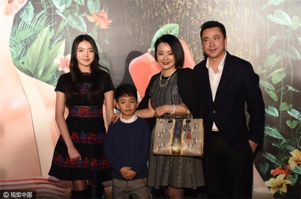 Gia đình Vương Trung Lỗi