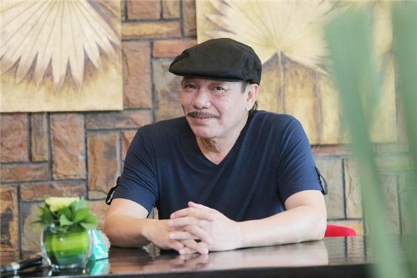 Nhạc sĩ Trần Tiến trong buổi họp báo ngày 12/9 vừa qua. - Tin sao Viet - Tin tuc sao Viet - Scandal sao Viet - Tin tuc cua Sao - Tin cua Sao