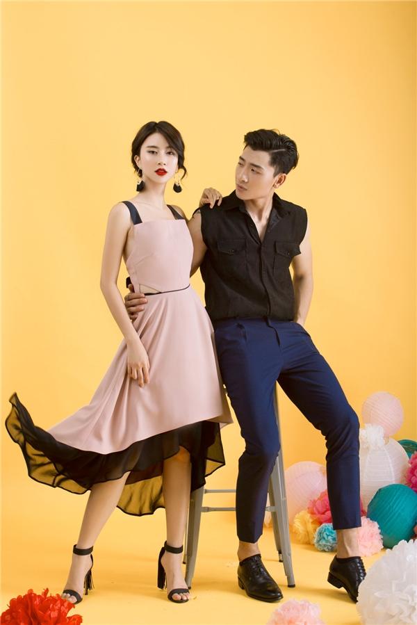 """Quỳnh Anh Shyn nhí nhảnh bên """"người tình"""" mới"""