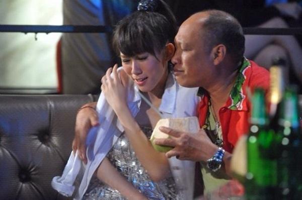 Liên tục vào vai bị cưỡng hiếp dã mankhiếnThạch Thiên Hân bị trầm cảm.