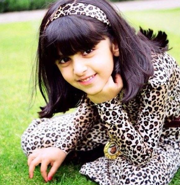 Đổ rạp trước vẻ đẹp của dàn công chúa hoàng tử Dubai