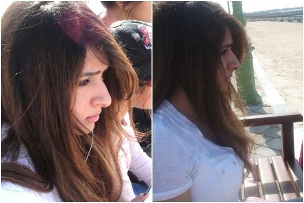 Maryam hiện tại đã là một nàng công chúa trưởng thành với vẻ đẹp đầy cuốn hút, hiện đại.