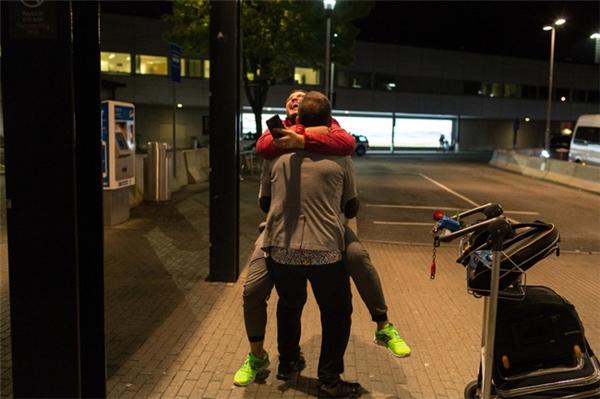 Và rồi Omar và Nader cũng được gặp nhau, giữa đất trời Na Uy cách xa Thổ Nhĩ Kỳ hay đất nước Syria.