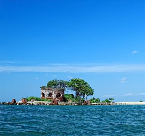 Đảo Pulau Kelor- Jakarta.