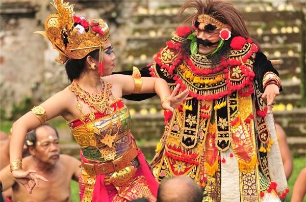 Các loại hình nghệ thuật cổ truyền độc đáo tại Indonesia.