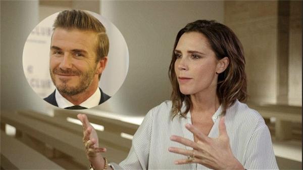 """Victoria tiết lộ bí mật xấu hổ của ông xã David Beckham trong cuộc phỏng vấn với """"This Morning"""""""