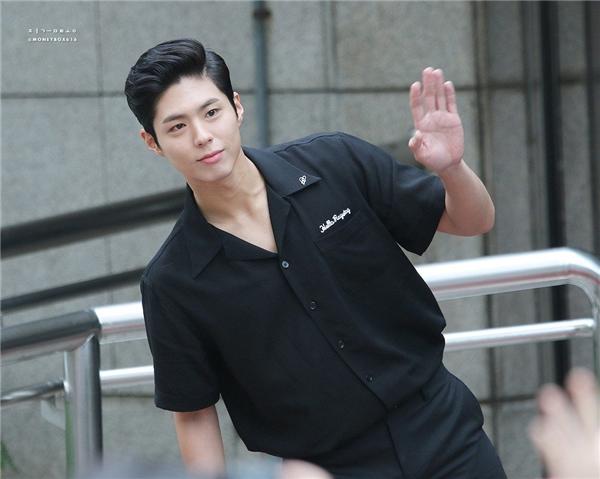 Săm soi ảnh quá khứ siêu cấp đáng yêu của thái tử Park Bo Gum