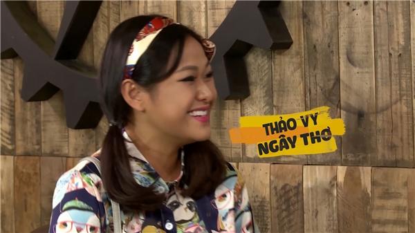 Hoa hậu hụt giải Ao Làng - Thảo Vy