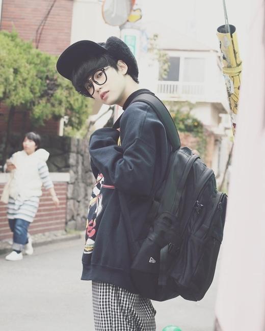 Đây là phong cách được rất nhiều bạn trẻ Nhật yêu thích.
