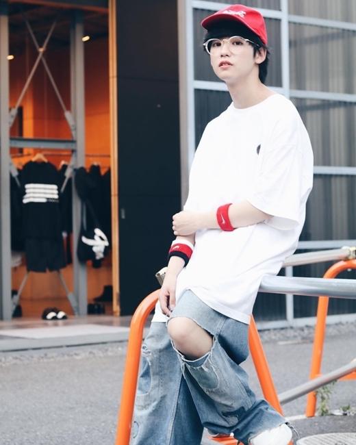 Đây là cậu bé đang gây sốt cả Nhật Bản với vẻ ngoài siêu đáng yêu