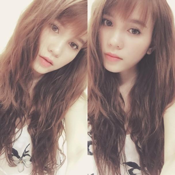Nhan sắc xinh như hot girl của bạn gái thành viên xấu nhất HKT - Tin sao Viet - Tin tuc sao Viet - Scandal sao Viet - Tin tuc cua Sao - Tin cua Sao