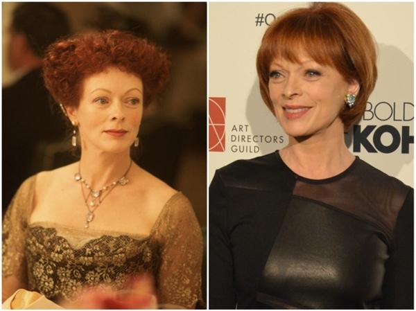 Phải công nhận rằng diễn viên đóng vai mẹ của Rose ở độ tuổi 64 còn trẻ đẹp hơn hẳn cách đây 19 năm.